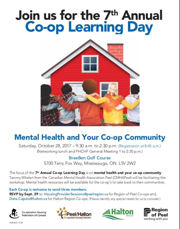 Co-op Learning Day & PHCHF GMM @ BraeBen Golf Course | Mississauga | Ontario | Canada
