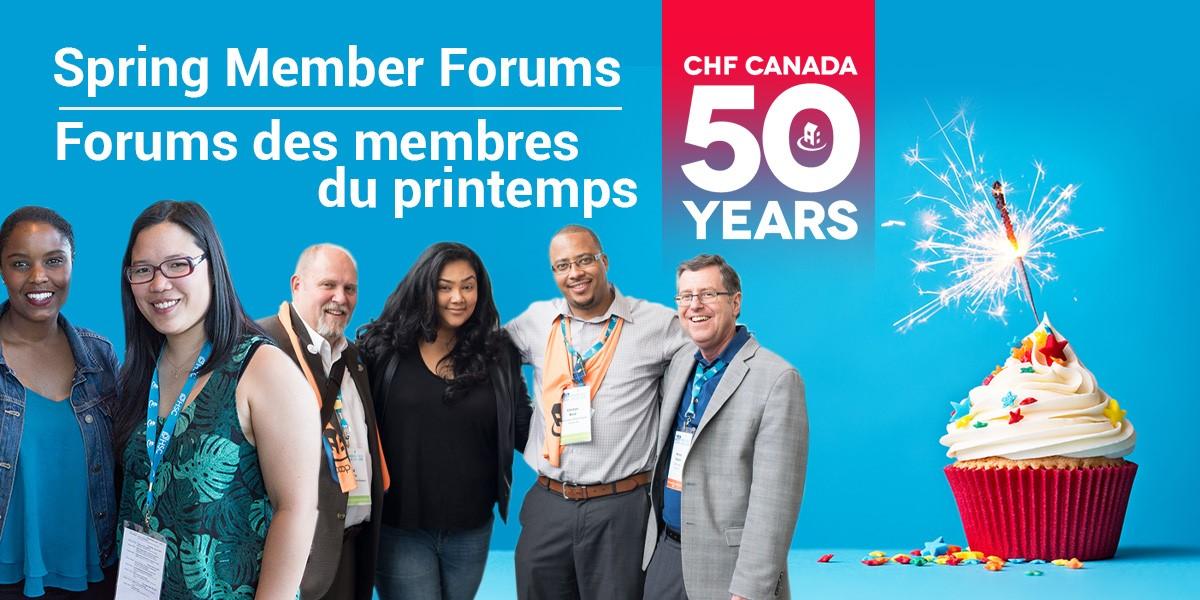 PHCHF AGM/Election & CHF Canada Spring Member Forum @ BraeBen Golf Course | Mississauga | Ontario | Canada