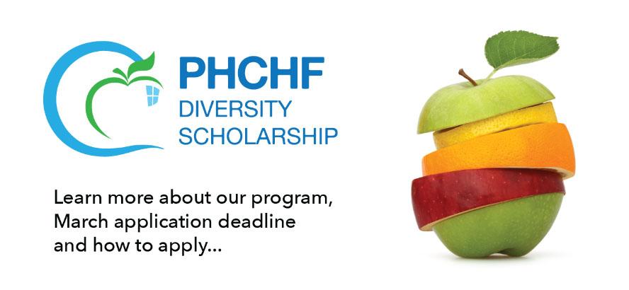 PHCHF Diversity Scholarship