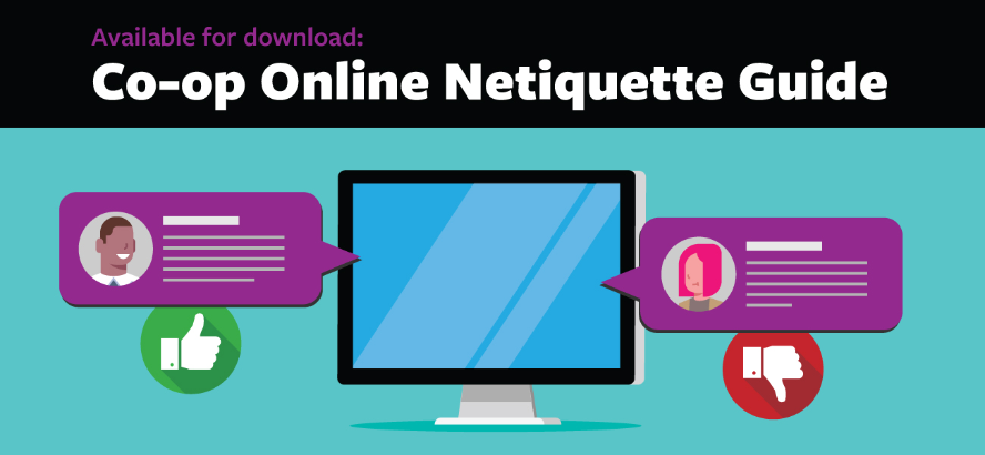 Co-op Online Netiquette Guide
